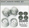 Tamiya 50347 AVANTE WHEEL SET