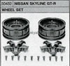 Tamiya 50432 NISSAN SKYLINE GT-R WHEEL SET