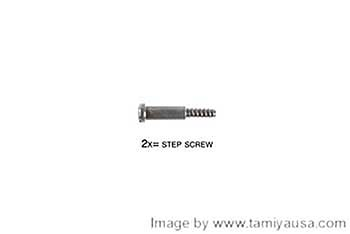 Tamiya 3X18mm STEP SCREW 19805573
