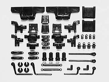 Tamiya TL01 C PARTS (SUSPENSION ARM) 50737