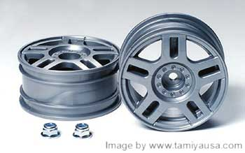 Tamiya VOLKSWAGEN GOLF V5 WHEELS x 2 50783