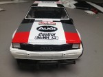 Audi Quattro with new decals