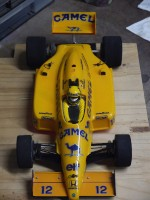 My Lotus Honda 99T