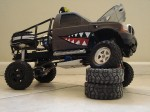 Tamiya Ford F350 Highlift Version 2