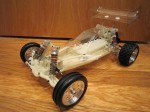 Team Associated RC10 RPM Ultra Molded Chassis