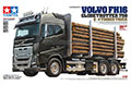 Tamiya 56360 Volvo FH16 Globetrotter 750 6×4 Timber Truck