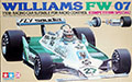 Tamiya 58019 Williams FW07 thumb