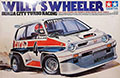 Tamiya 58039 Willy's Wheeler
