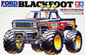 Tamiya 58058 Blackfoot thumb