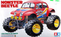 Tamiya 58060 Monster Beetle Art
