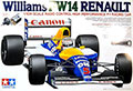 Tamiya 58105 Williams FX14 Renault thumb