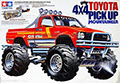Tamiya 58111 Toyota 4x4 Pick Up Mountaineer thumb