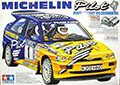 Tamiya 58125 Michelin Pilot Ford Escort RS thumb
