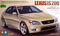 Tamiya 58237 Lexus IS 200