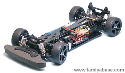 Tamiya TB Evolution Chassis