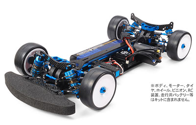 Tamiya TB Evolution 6 MS Chassis