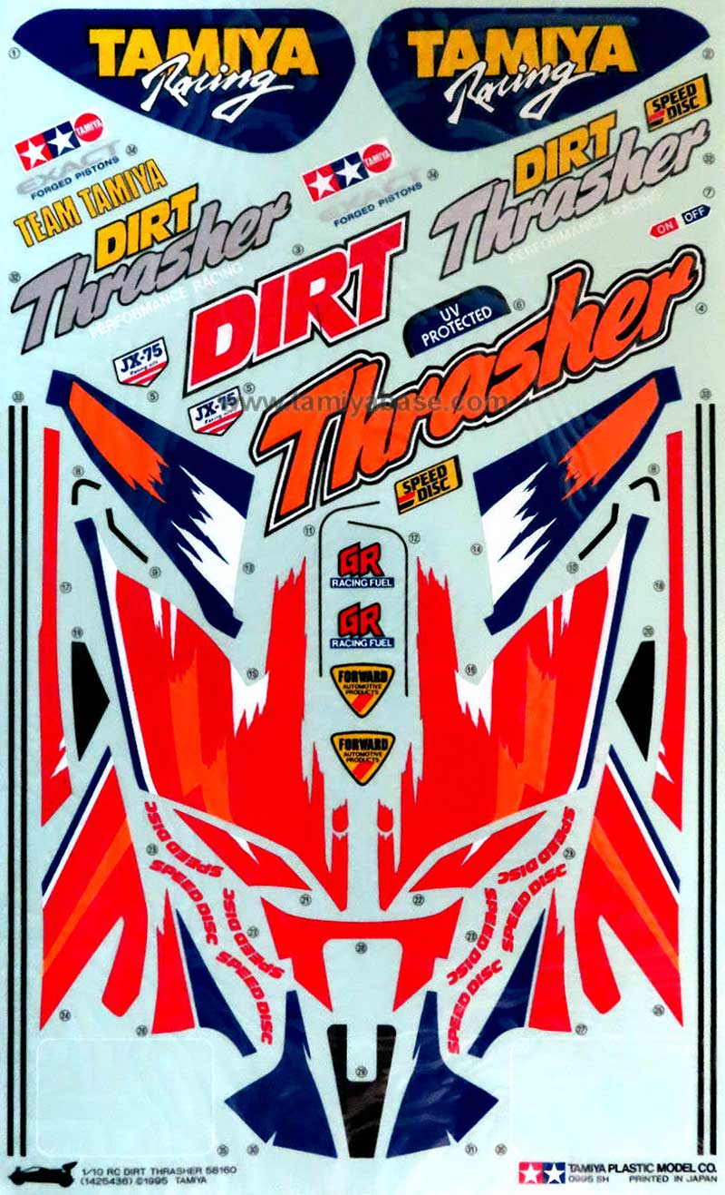 Tamiya 58160_1 Dirt Thrasher thumb 1