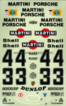 Tamiya 58006_1 Porsche 936 decal