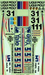 Tamiya 58006_2 Porsche 908 decal