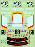 Tamiya 58009_1 Toyota Celica LB Turbo decal