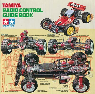 Tamiya Guide Book 1985