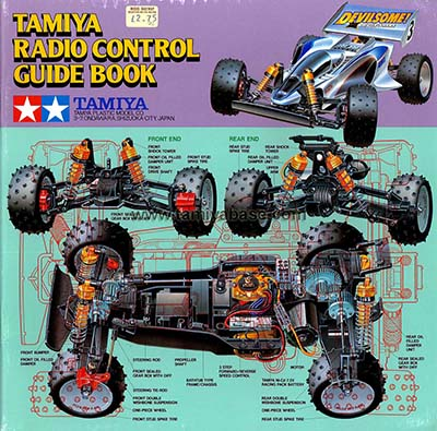 Tamiya Guide Book 1992