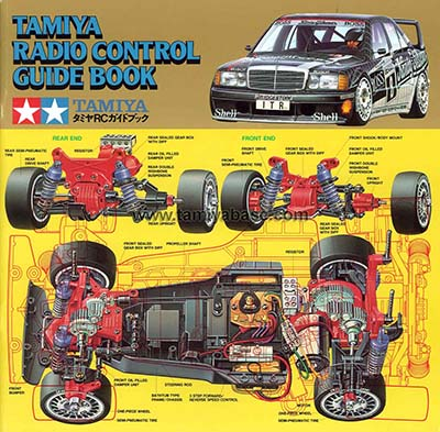 Tamiya Guide Book 1993_2