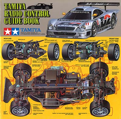 Tamiya Guide Book 1998_2