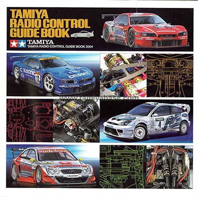 Tamiya Guide Book 2004