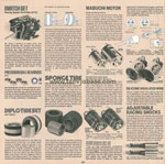 Tamiya guide book 1985 img 31