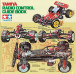 Tamiya Guide Book 1986 front page