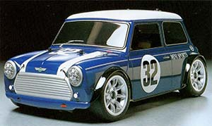Tamiya Rover Mini Cooper Racing 44021