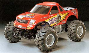 Tamiya Mad Bison 44025