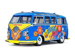 Tamiya VW Type 2 (T1) Flower Power 47453
