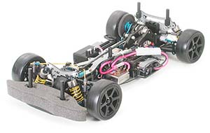 Tamiya TA04 TRF Special chassis kit 49278
