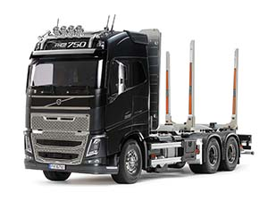 Tamiya Volvo FH16 Globetrotter 750 6×4 Timber Truck 56360