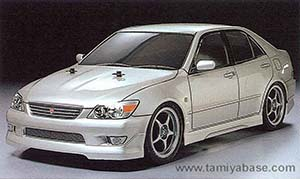 Tamiya Lexus IS 200 57015