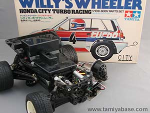 Tamiya Willy's Wheeler 58039