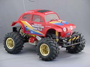 Tamiya Monster Beetle 58060