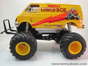 Tamiya Lunch Box 58063