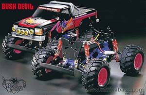 Tamiya Bush Devil 58101