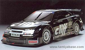 Tamiya Opel Calibra Cliff 58188