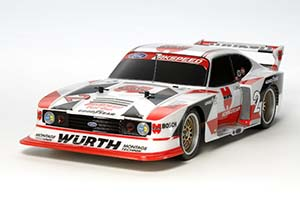 Tamiya Ford Zakspeed Turbo Capri Gr.5 Wurth 58578