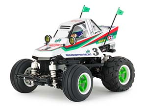 Tamiya Comical Grasshopper 58662