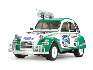 Tamiya Citroen 2CV Rally 58670