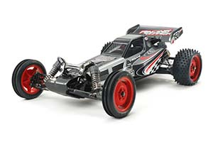 Tamiya DT-03 Black Edition Chassis w/ Racing Fighter Body 84435