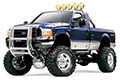 Tamiya Ford F350 High-Lift (Blue) 23643
