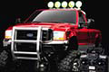 Tamiya Ford F350 High-Lift (Red) 23644
