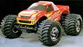 Tamiya Terra Crusher, Red body version 43502