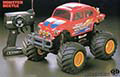 Tamiya Monster Beetle (Red) QD 46006